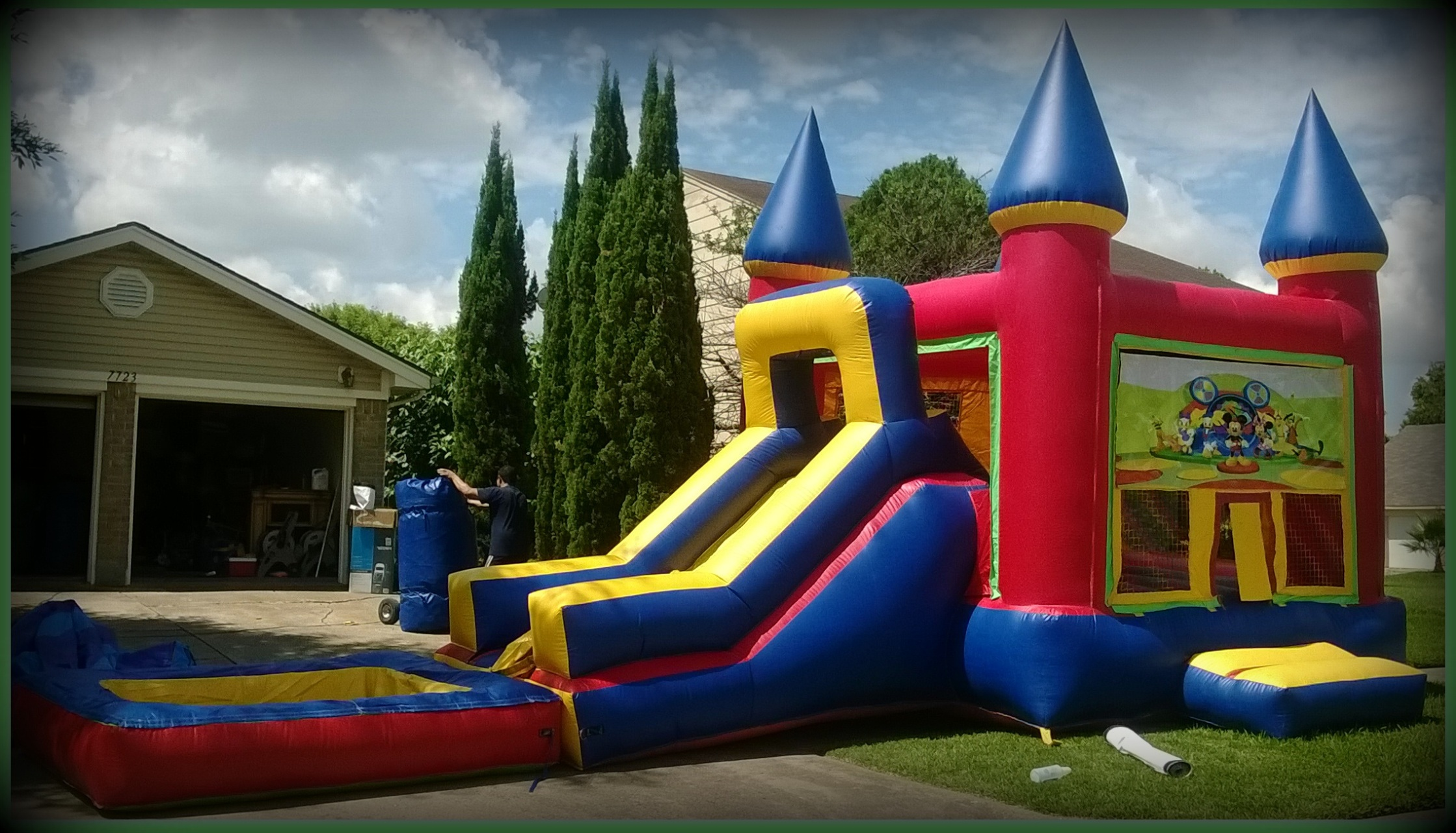 Bounce House Rentals Houston