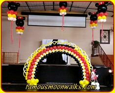 Famous Moonwalks Party Rentals