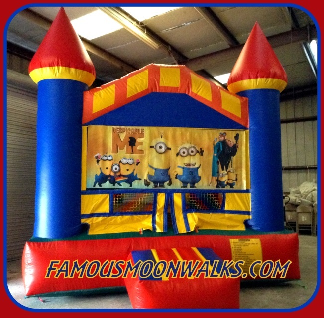 Inflatable Water Slide Safety Rules: BOUNCE HOUSE RENTALS